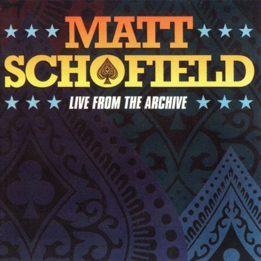 MattSchofield-LiveFromTheArchive