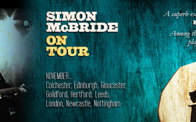 Simon McBride – New Album & New Tour