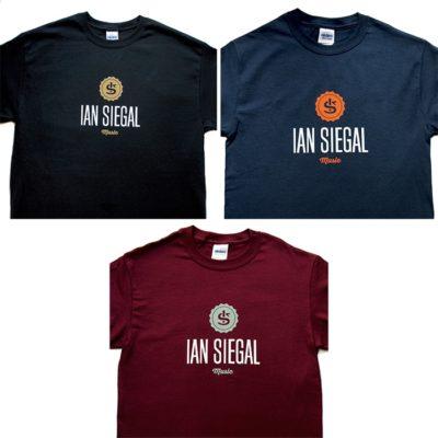 Ian Siegal T-shirts-700