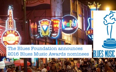 Ian Siegal scores his third Blues Music Awards nomination