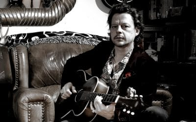 Another British Blues Award for Ian Siegal