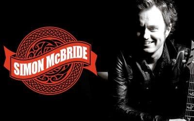 Simon McBride on Tour