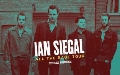 April UK Tour