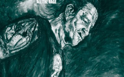 All The Rage: 16 March UK/Europe and 6 April USA